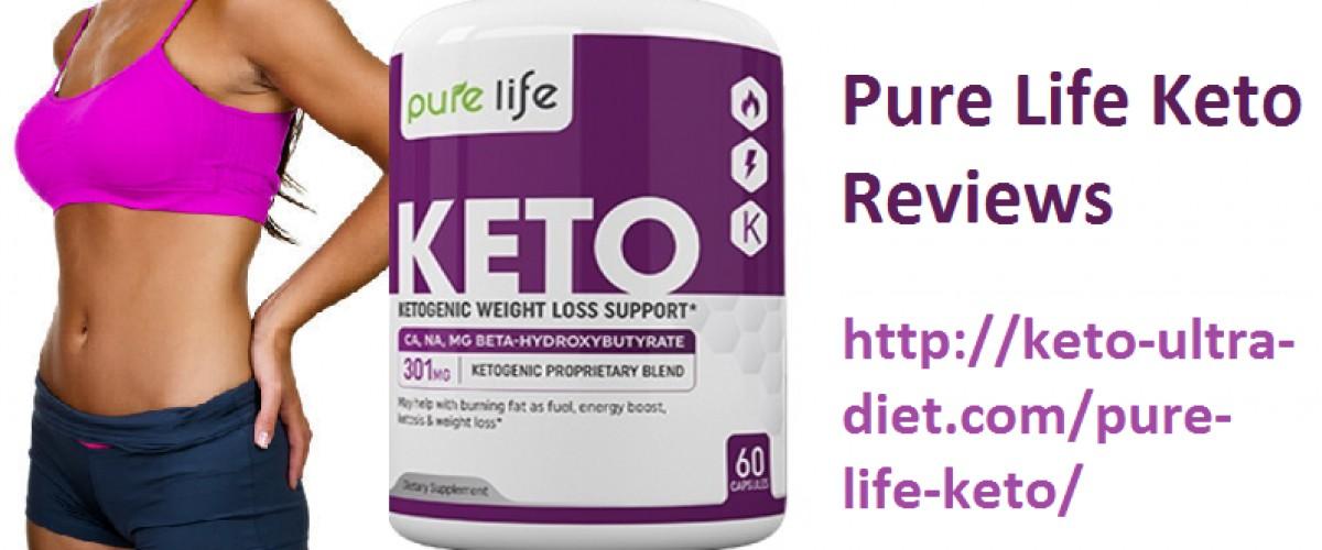 Pure Life keto Review: Shark Tank, Pills, Scam - Home category -